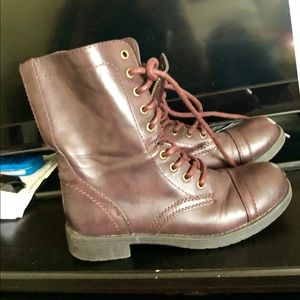 Brash lace up boots great condition